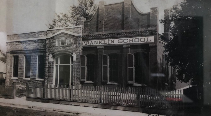 Franklin School St Charles County History