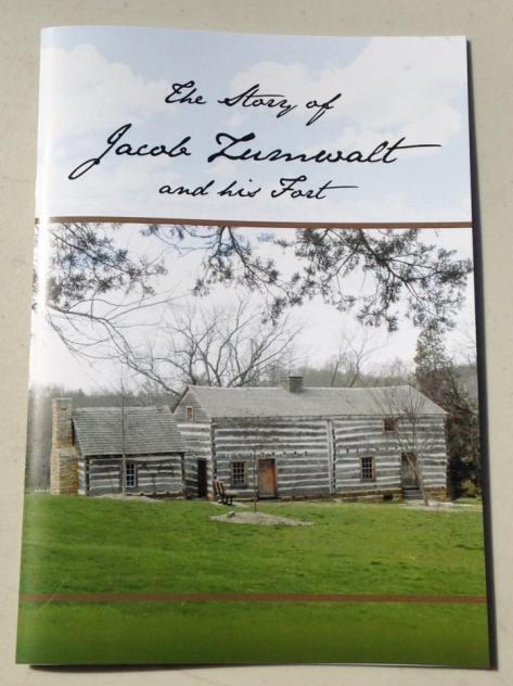 Zumwalt Fort book